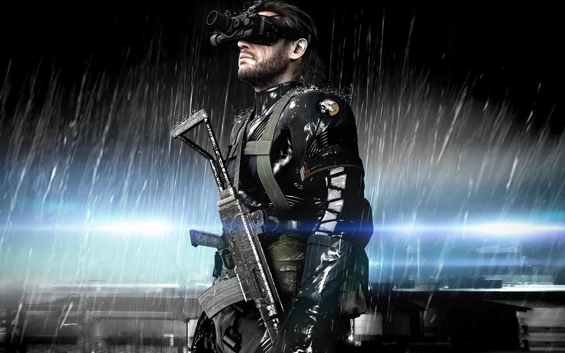 Metal Gear Solid V Ground Zeroes System Requirements Are Announced