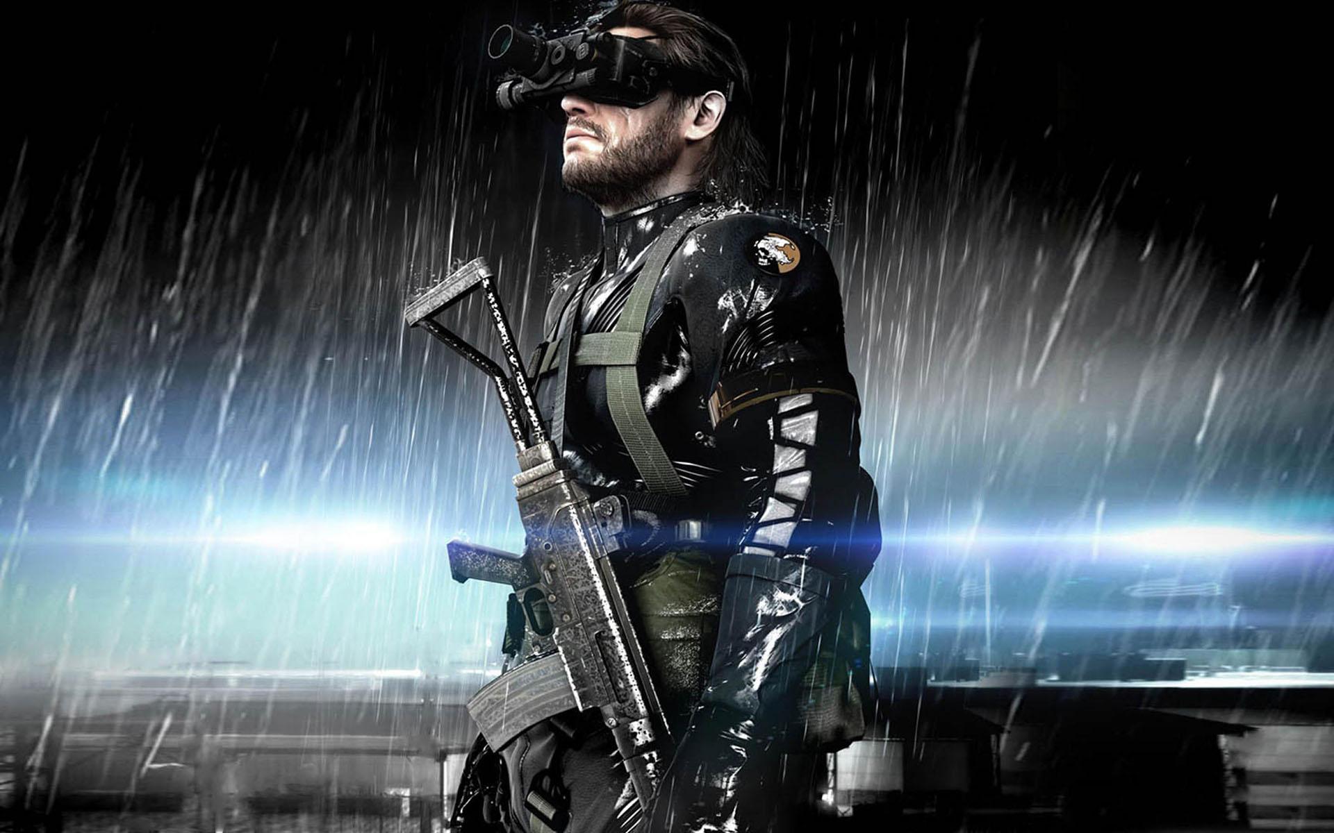 Wallpaper : video games, futuristic, soldier, Metal Gear