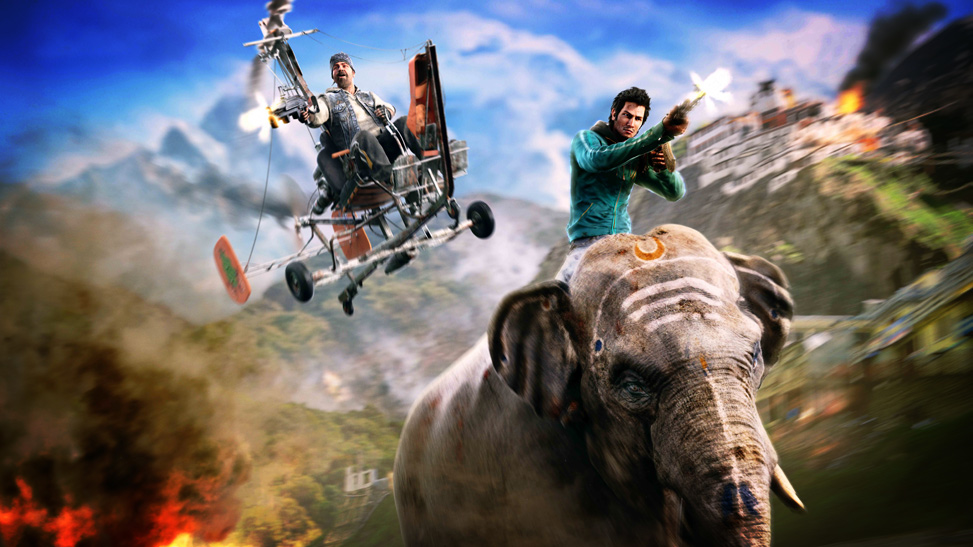 Far Cry 4 Co op matchmaking