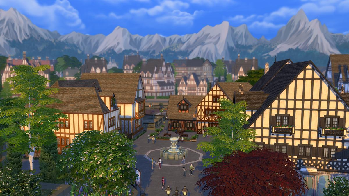 The Sims 4. Веселимся вместе! Живите на полную в Винденбурге! 1438859166.1954