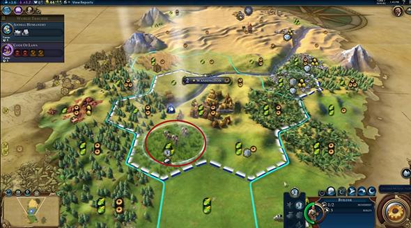 how to make a civilization in civ 6