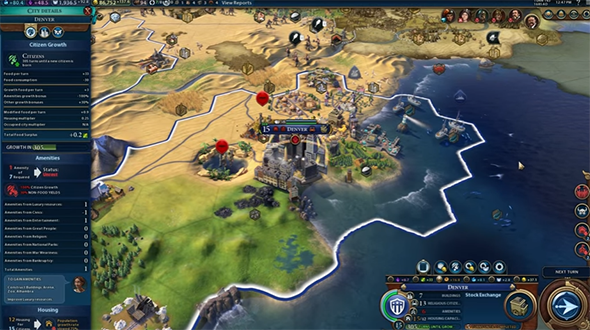 Civilization 6 Tips How to Grow a City