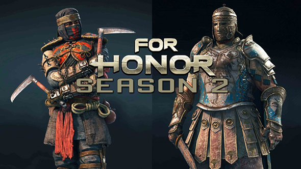 For Honor Shadow and Might Shinobi Centurion