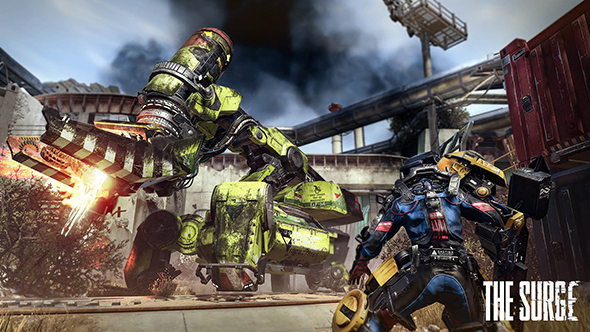 Most Anticipated May games The Surge