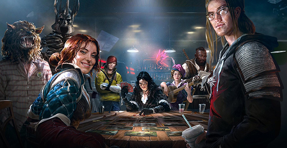 Play Gwent Beta and Get The Witсher 2 for Free