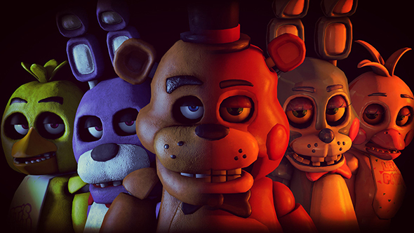 Five Nights at Freddy's 6 Development Paused