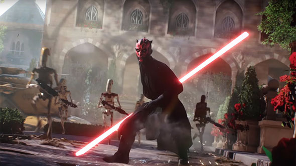 Open beta test Star Wars Battlefront 2 release date