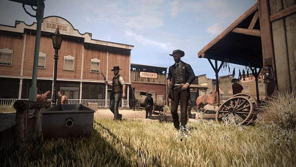 Wild West Online release date beta test and screenshots
