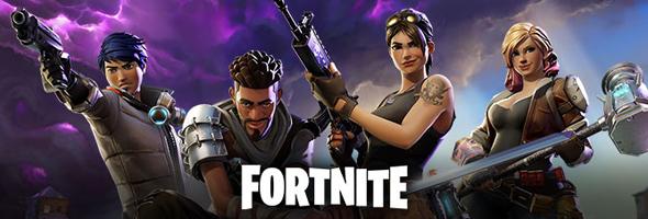 Играть в Fortnite бесплатно