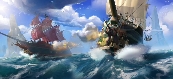 Everything about Sea of Thieves beta