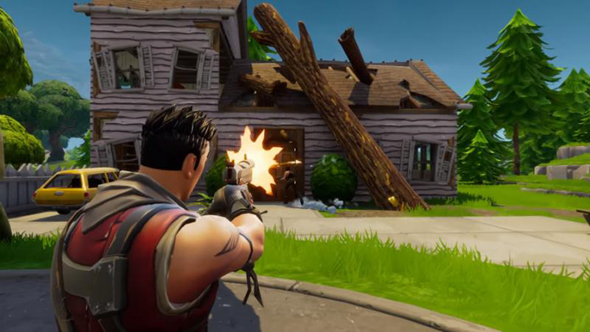 Fortnite update 3.3